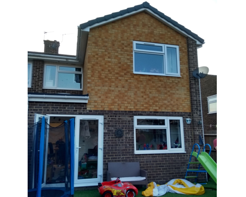 Maidstone rear extension photo